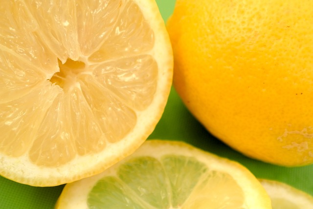 Lemon Juice for Scar Removal
